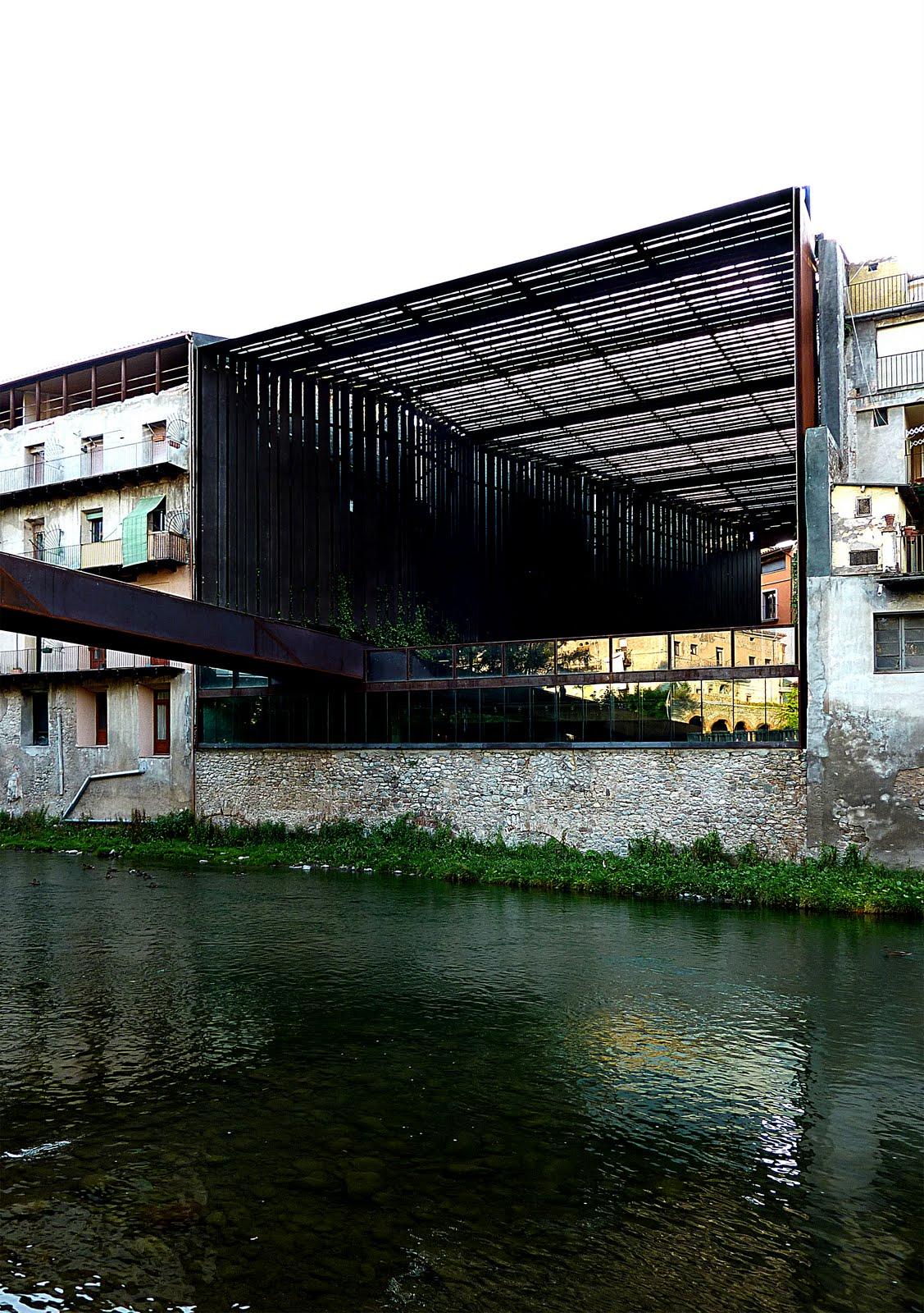 rcr arquitectes espai de la lira ripoll hic arquitectura