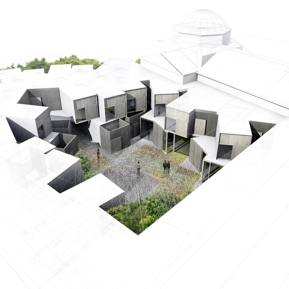 Amann c novas maruri hospeder a en extremadura hic for The concept of space in mamluk architecture