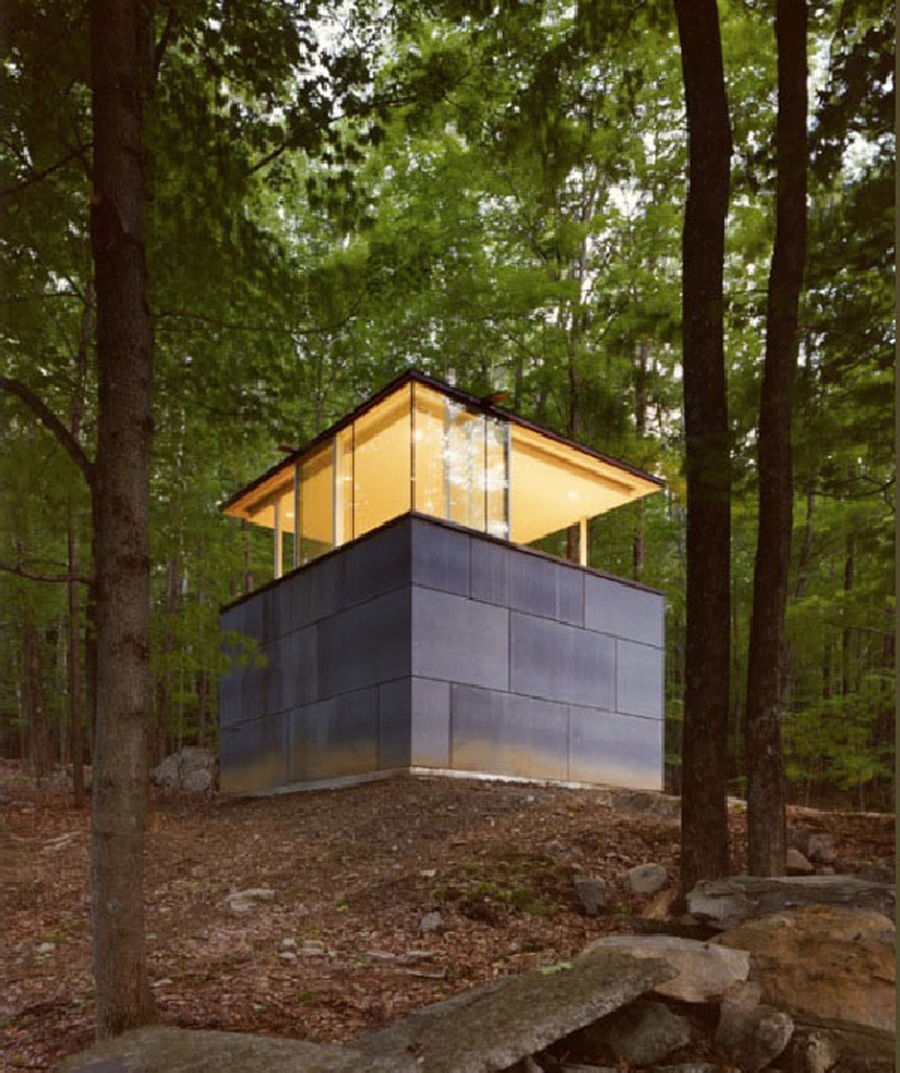 New Home Designs Latest December 2012: Peter Gluck & Partners Architects > Scholar's Library