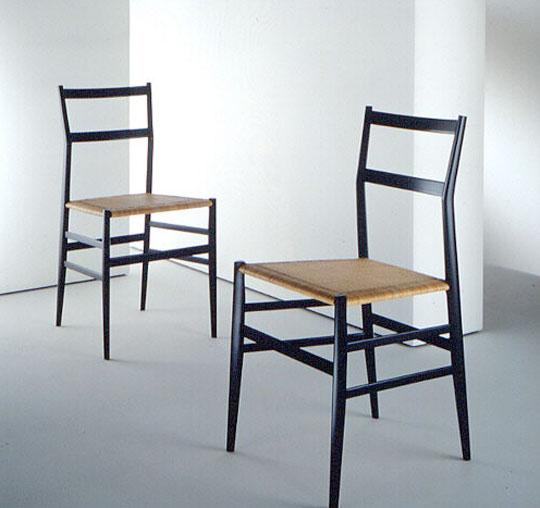 Gio ponti silla superleggera 1955 hic arquitectura for Catalogo cassina