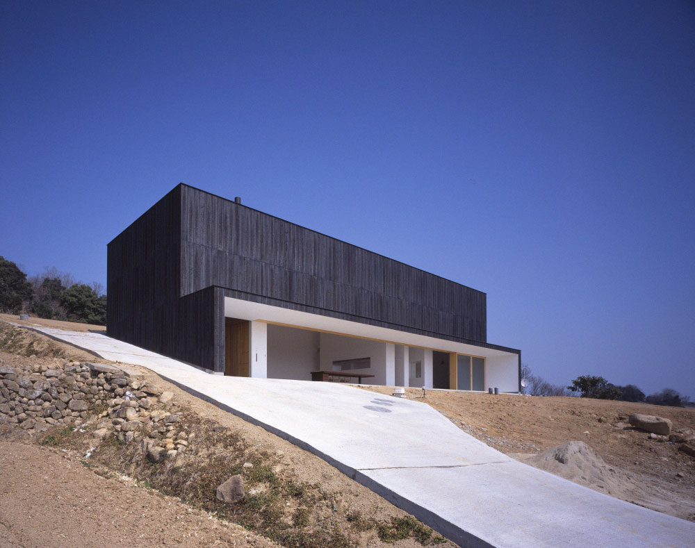 Tezuka architects atelier in ushimado hic arquitectura - Atelier arquitectura ...