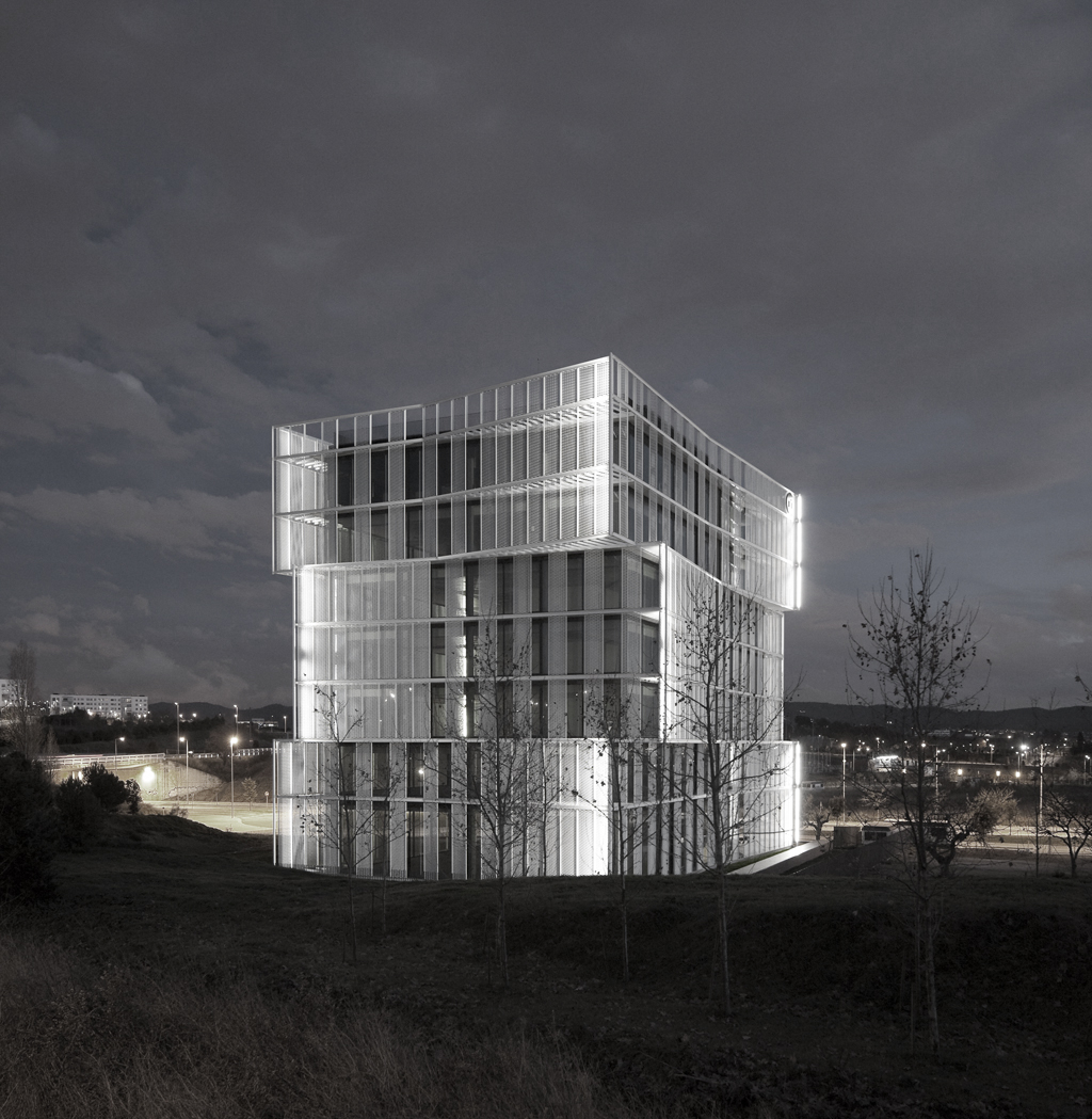 Tdb arquitectura oficinas en sant cugat del vall s hic - Arquitectura sant cugat ...