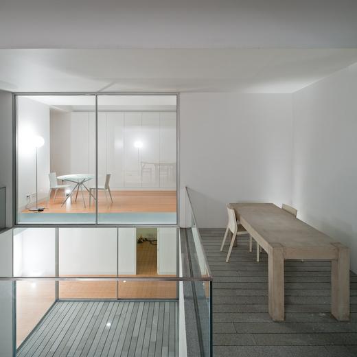 Aires mateus casa en leiria hic arquitectura for House in leiria aires mateus