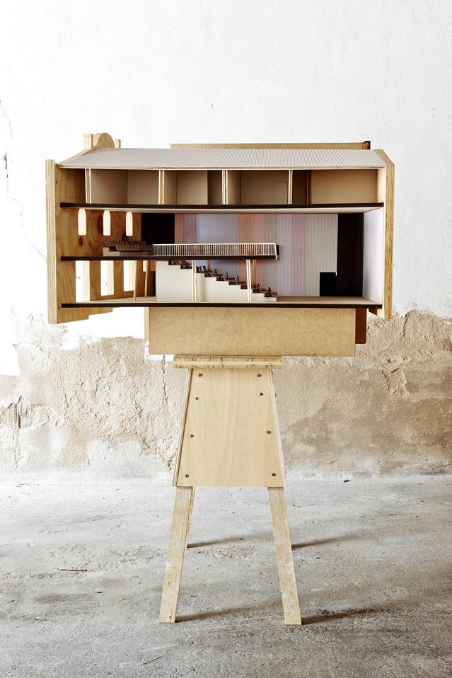 Flexo arquitectura sms arquitectos primer premio - Flexo arquitectura ...