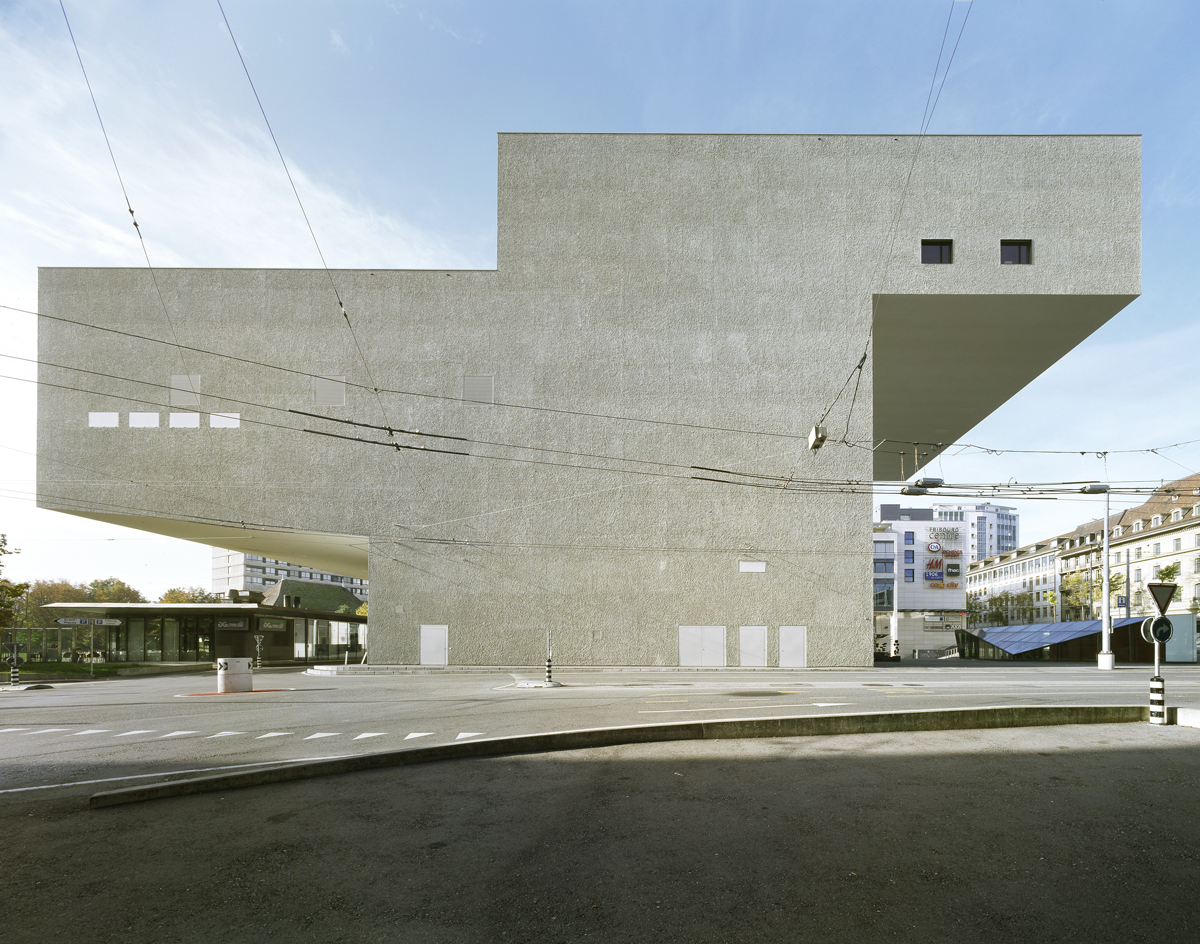 D rig ag new theater equilibre fribourg hic arquitectura for Architecture equilibre
