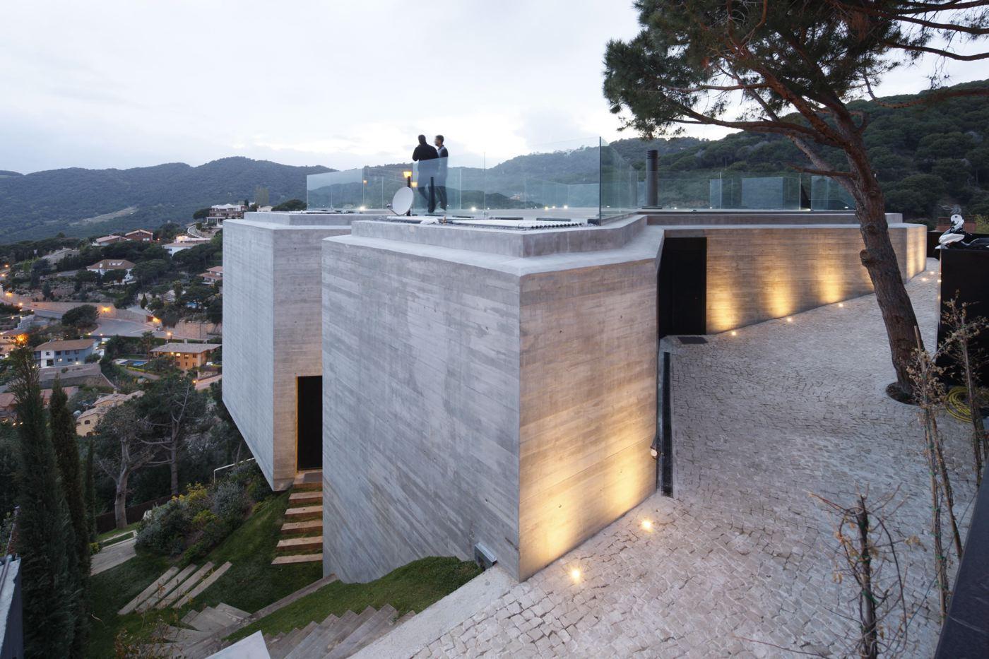 Cadaval sol morales casa x barcelona hic arquitectura for Home design agency barcelona