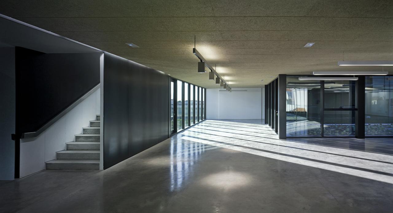 Gap arquitectos centro integral territorial de olivenza Arquitectura brutalista