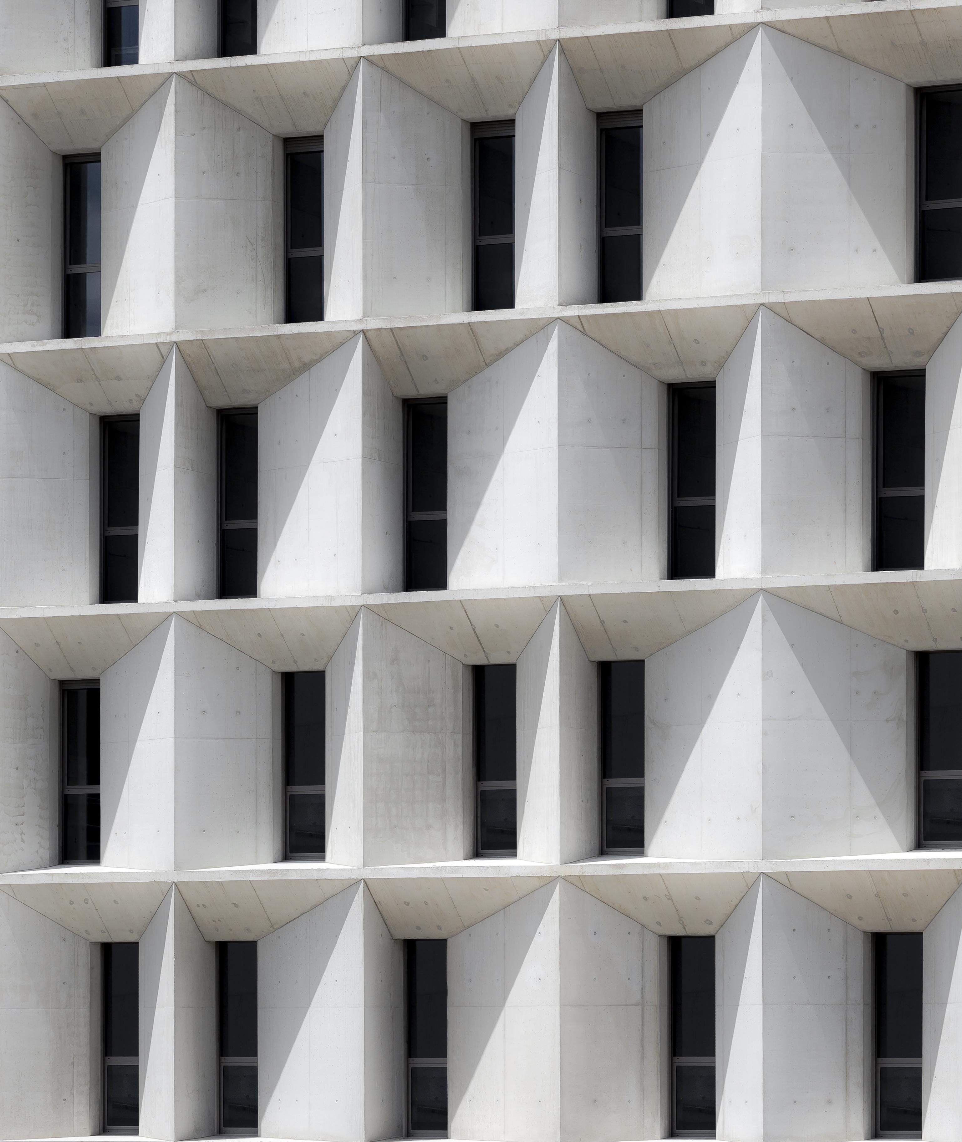 Otxotorena arquitectos nuevo edificio de econom a for Msc modern building design