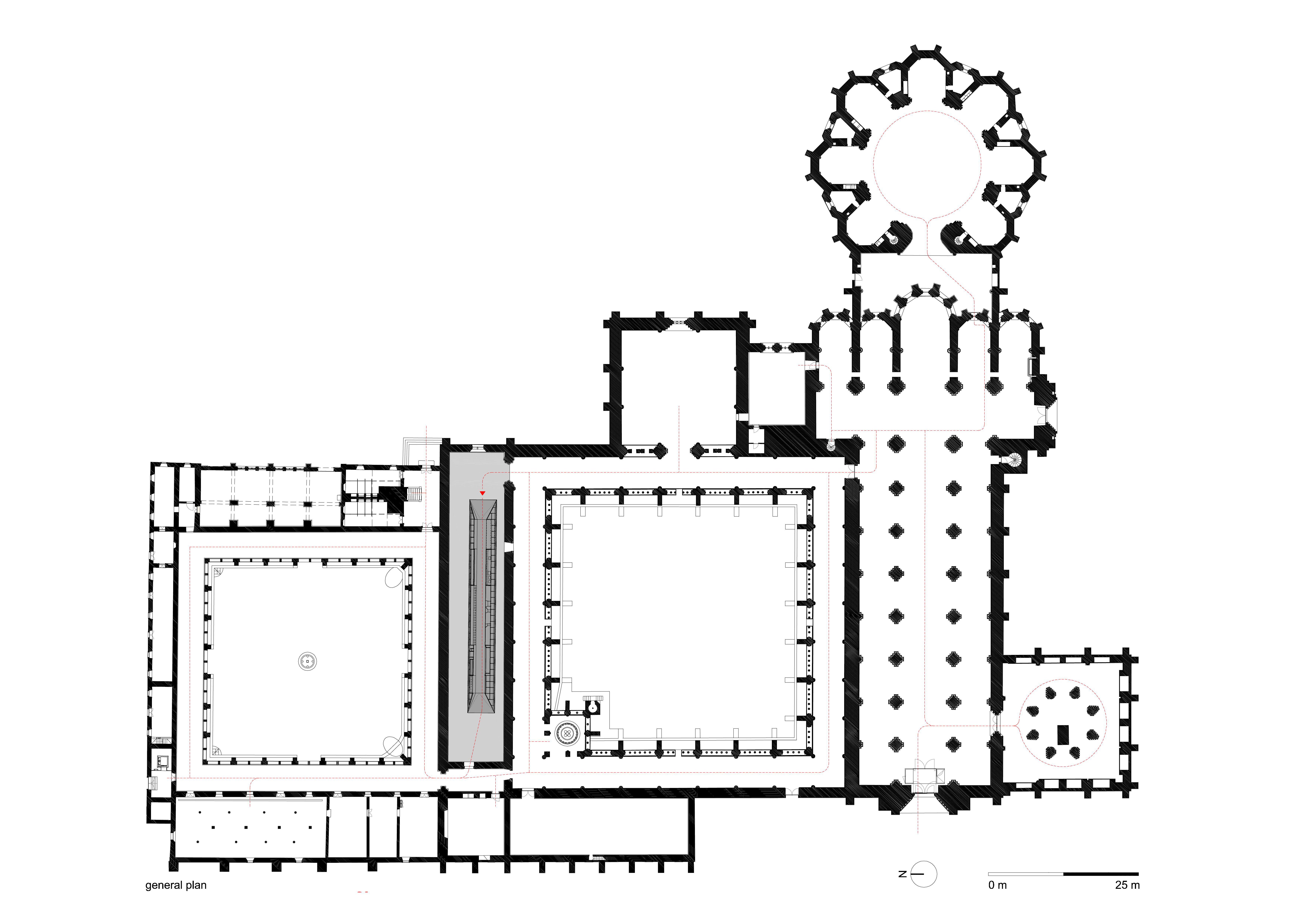 Menos é Mais > Interpretative Centre In Batalha Monastery