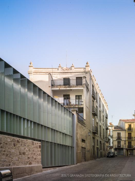Mgm rehabilitaci n y ampliaci n del teatro ramos carri n hic arquitectura - Arquitectos en zamora ...