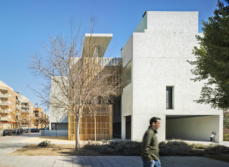 noname29 alfredo pay 32 viviendas protegidas san vicente del raspeig hic arquitectura. Black Bedroom Furniture Sets. Home Design Ideas