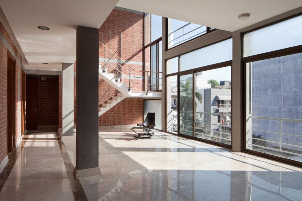 Architects Bureau Vasant Vihar : Hic arquitectura » vir mueller u003e vasant vihar residence