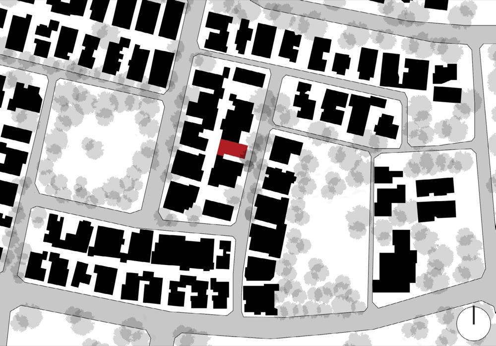 Hic arquitectura » vir mueller u003e vasant vihar residence