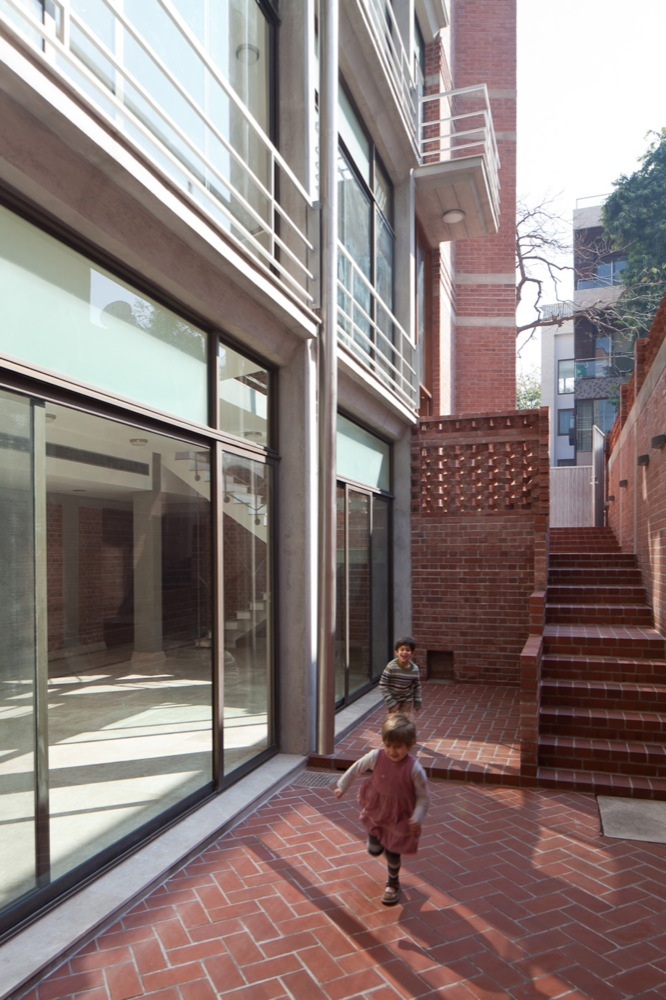 Vir Mueller Gt Vasant Vihar Residence Hic Arquitectura