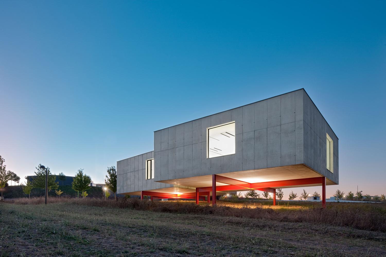Taller b sico de arquitectura laboratorios biokilab hic arquitectura - Arquitectos en vitoria ...