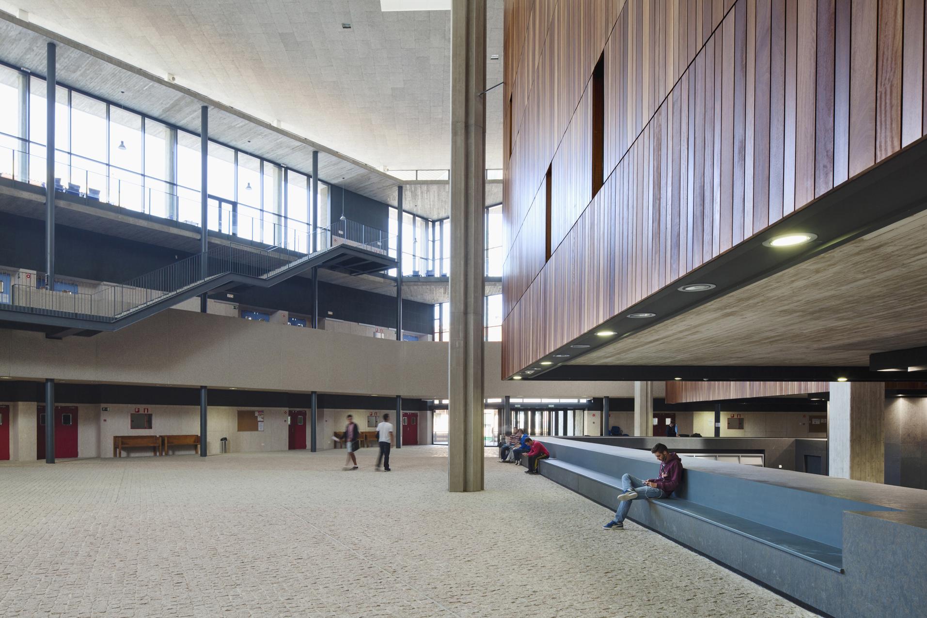 Ricardo s nchez jos ignacio linazasoro campus universitario de segovia hic arquitectura - Arquitectos en segovia ...