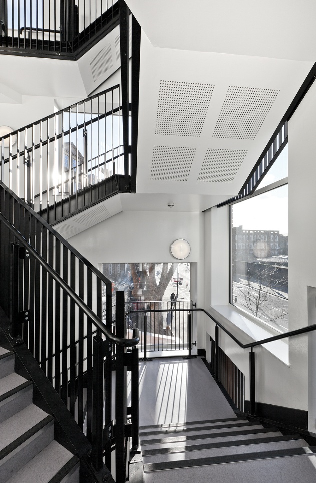 Cottrell & Vermauelen, Notre Dame School Extension, London | HIC ...