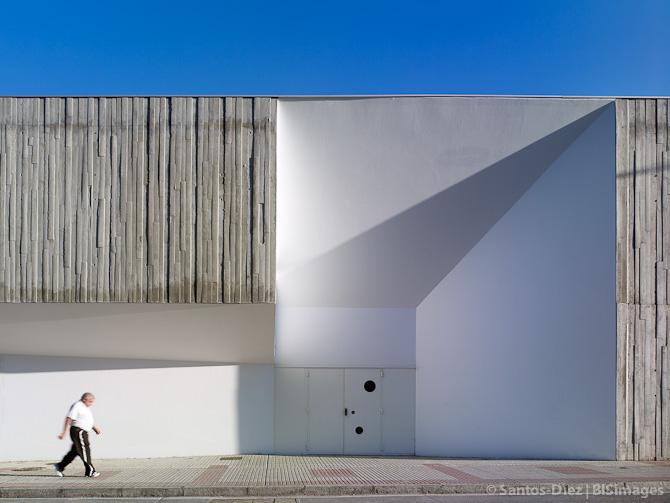 Carlos quint ns galescola y centro de d a a coru a - Arquitectura de interiores coruna ...