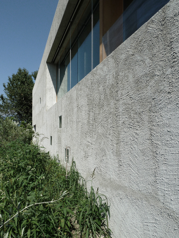 Wdmra casa kr a ranzo hic arquitectura for Seminterrato finito rustico