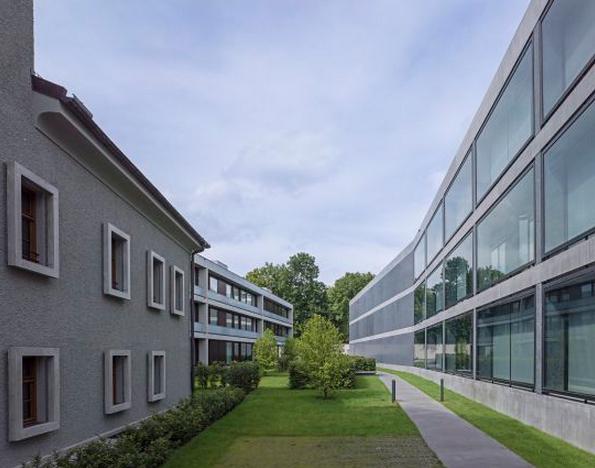 Meck architekten edificio de oficinas y residencial munich hic arquitectura - Meck architekten ...