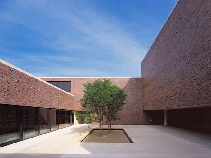 Meck architekten centro parroquial de san nicol s neuried hic arquitectura - Meck architekten ...
