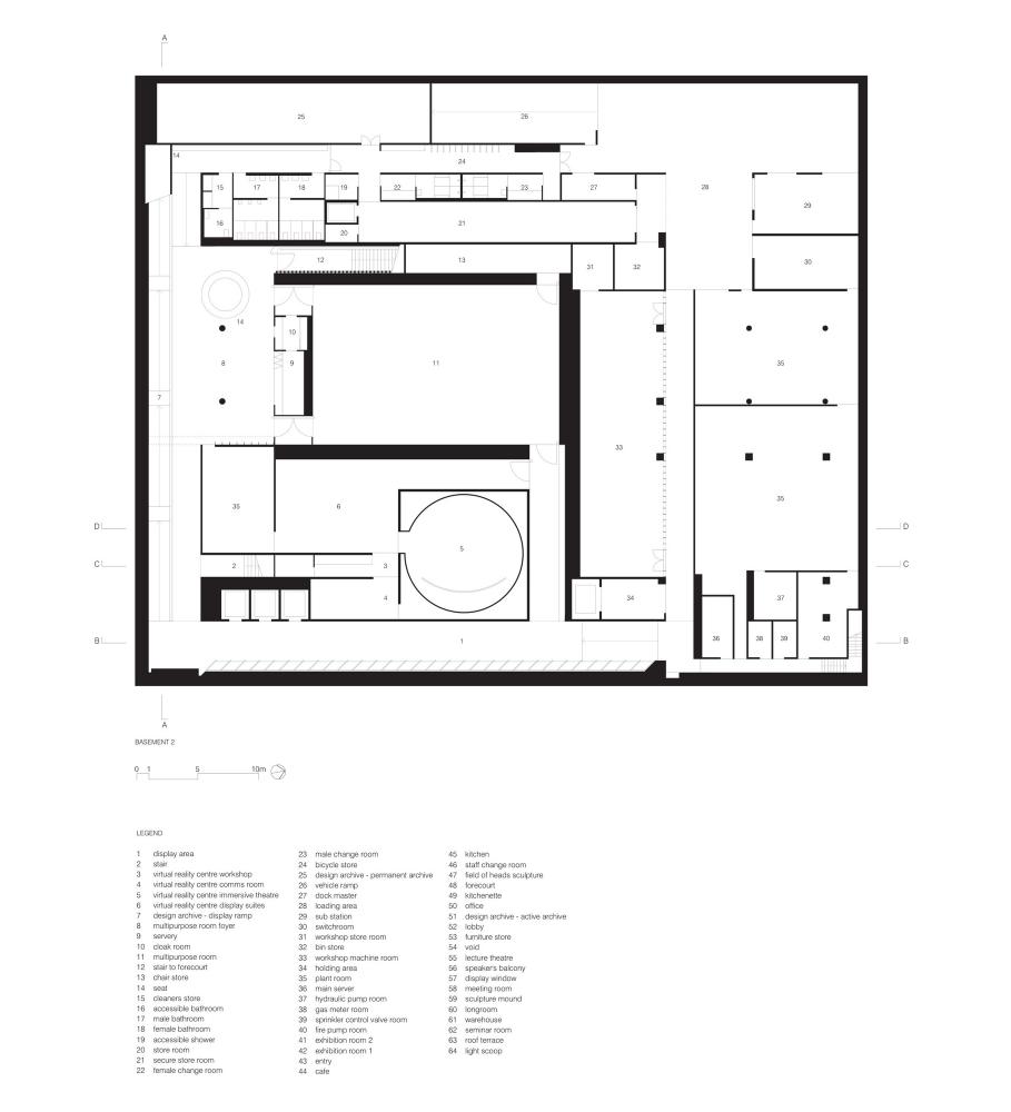Rmit Design Hub Gt Sean Godsell Hic Arquitectura