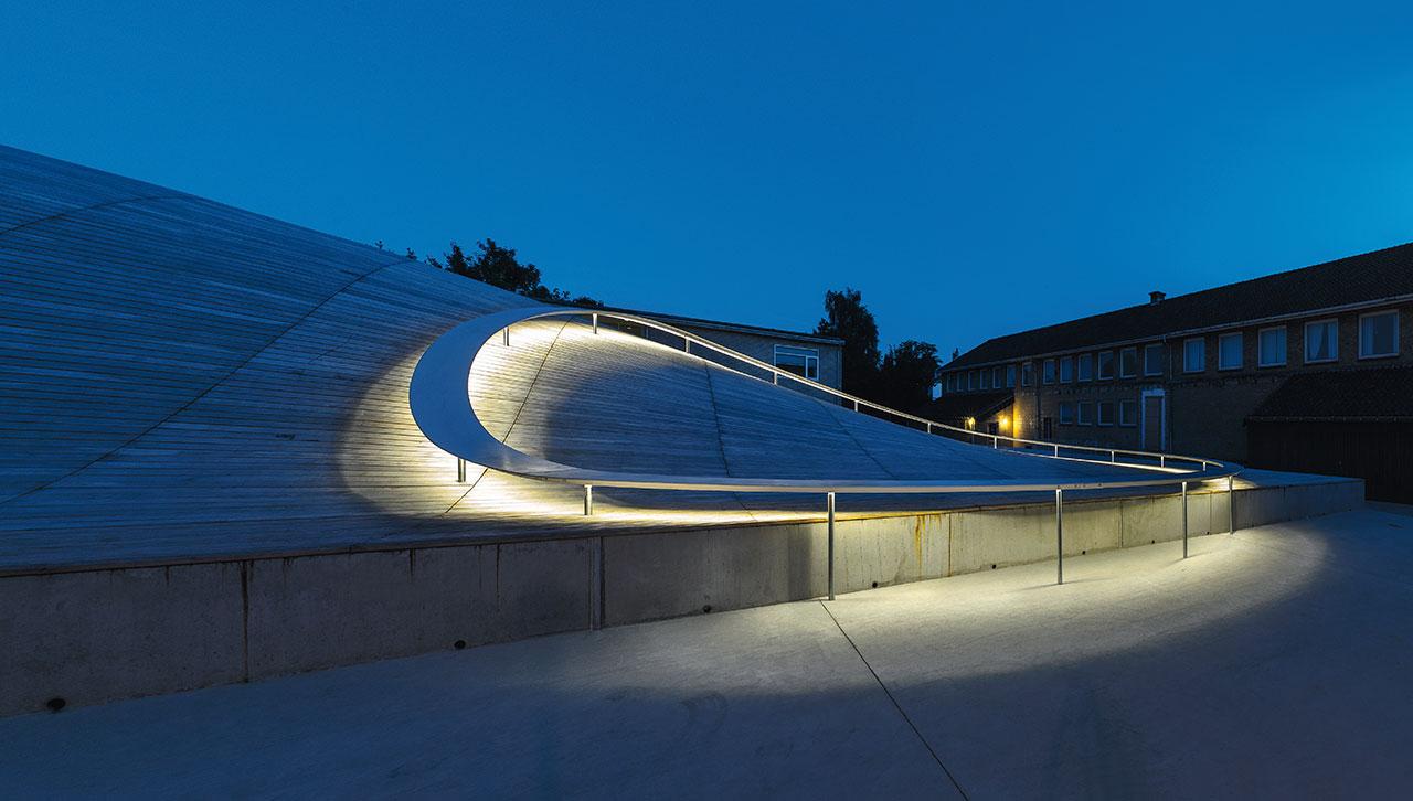Big Gt Gammel Hellerup Gymnasium Hic Arquitectura