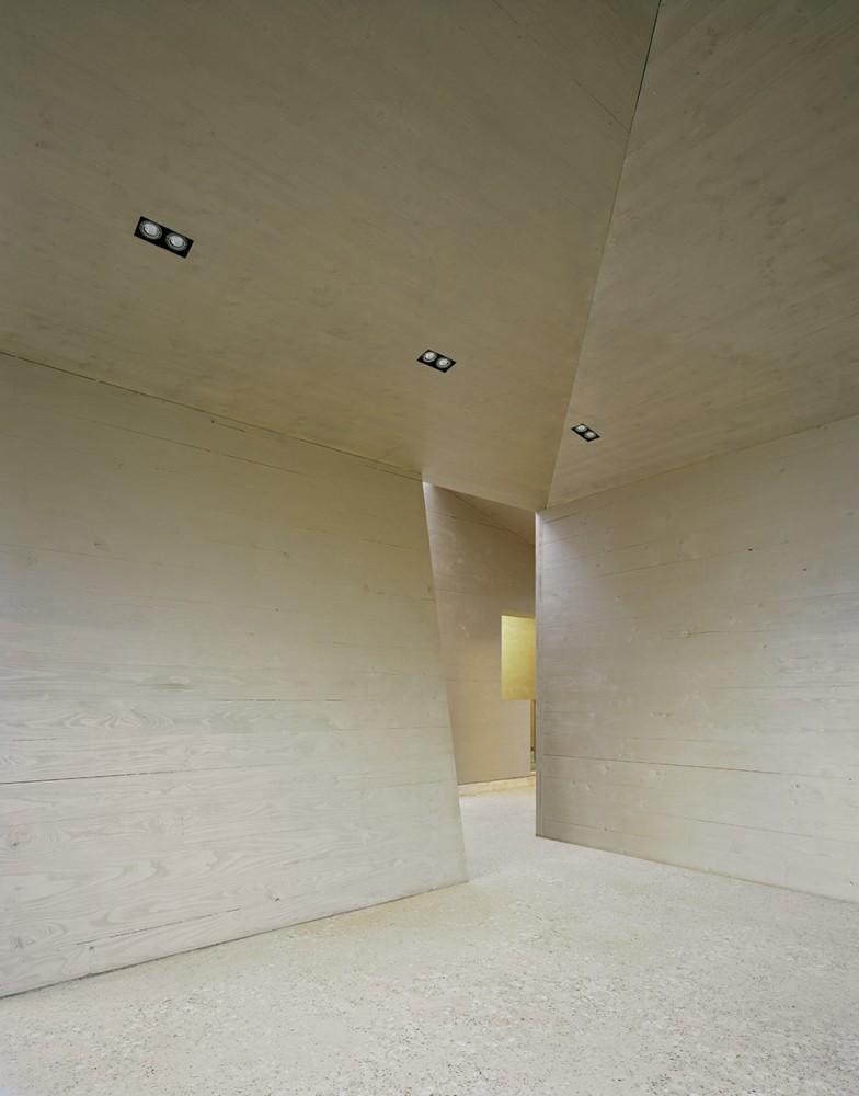 amunt architekten fried pavillion hic arquitectura. Black Bedroom Furniture Sets. Home Design Ideas
