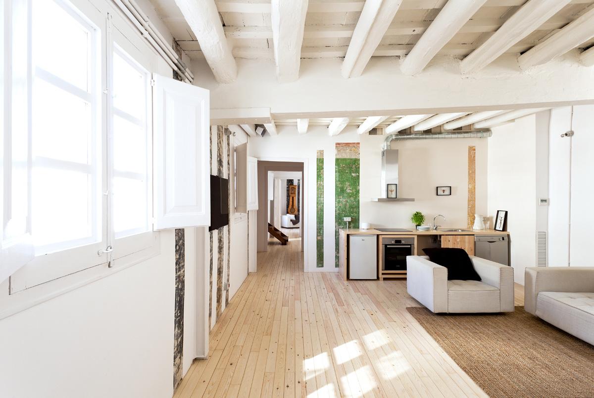 Embt rehabilitaci n de 8 pisos en el casco antiguo de - Casco antiguo de barcelona ...
