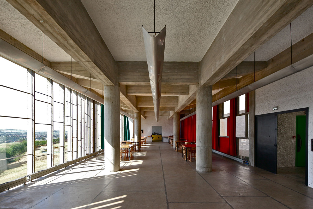 a eb 03 le corbusier la tourette eveux hic arquitectura. Black Bedroom Furniture Sets. Home Design Ideas