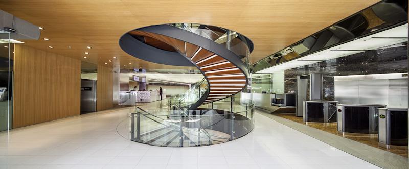 Mateo arquitectura unificaci n de los accesos a la torre for Accesos arquitectura