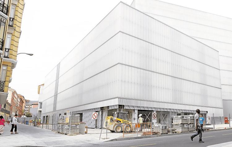Nieto Sobejano Mercado Barceló Hic Arquitectura