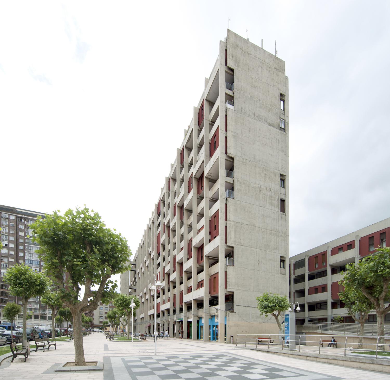R bas ez e argarate j larrea 1968 edificio de - Paginas de viviendas ...