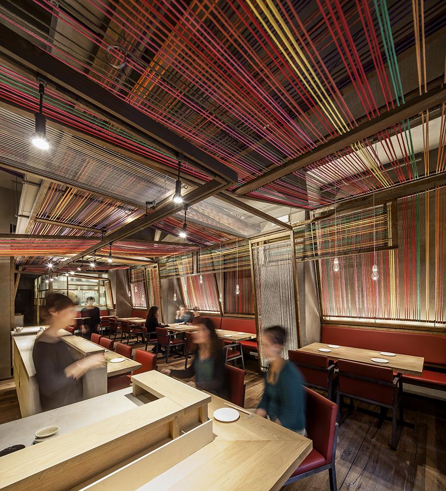 El equipo creativo restaurante pakta hic arquitectura for Equipos restaurante