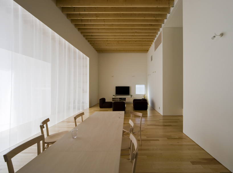 Jun Igarashi Architects > Layered House, Japan   HIC ...