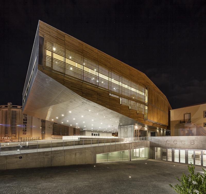 Mateo Arquitectura > Centro Cultural en Castelo Branco, Portugal