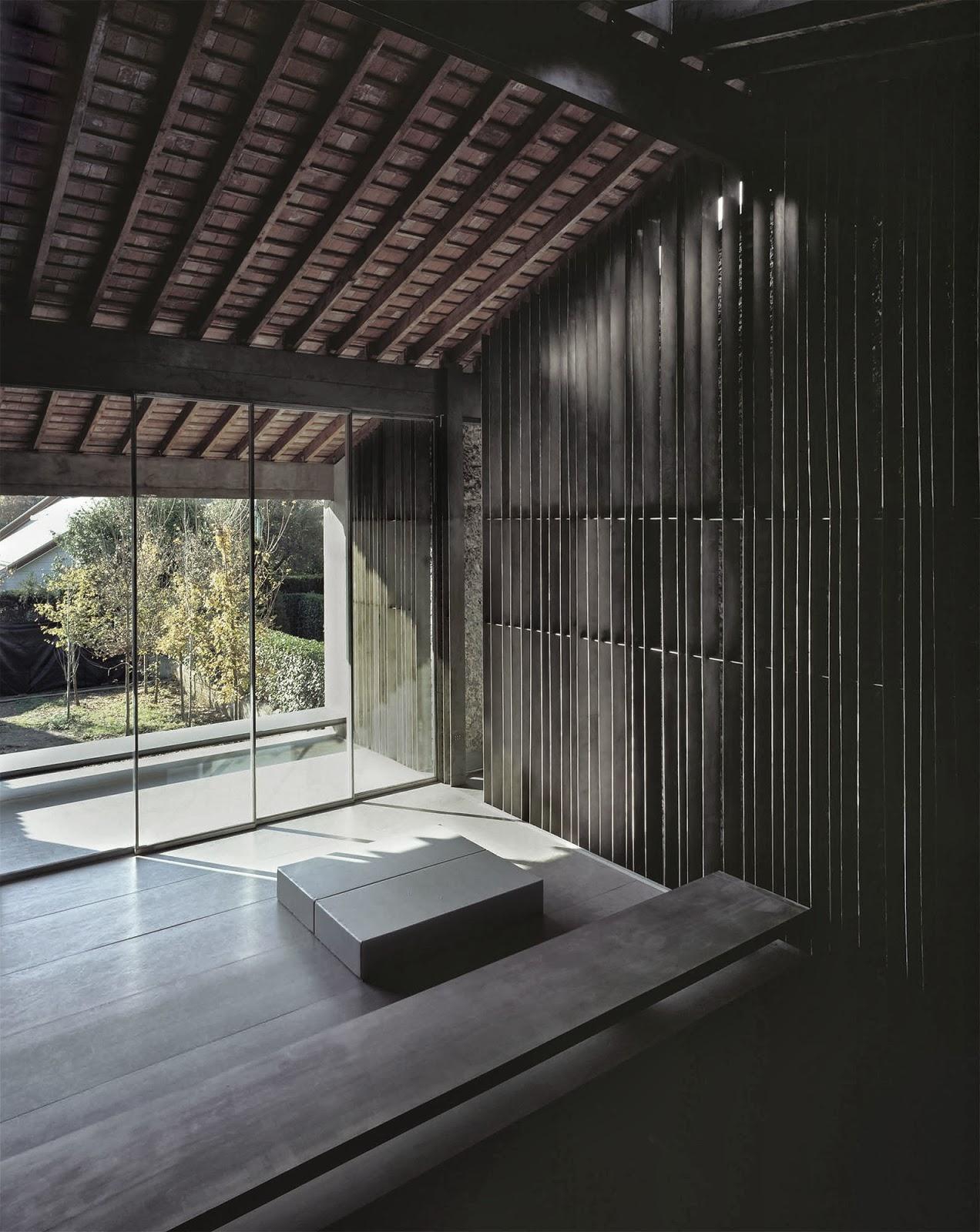 rcr arquitectes casa entremuros hic arquitectura