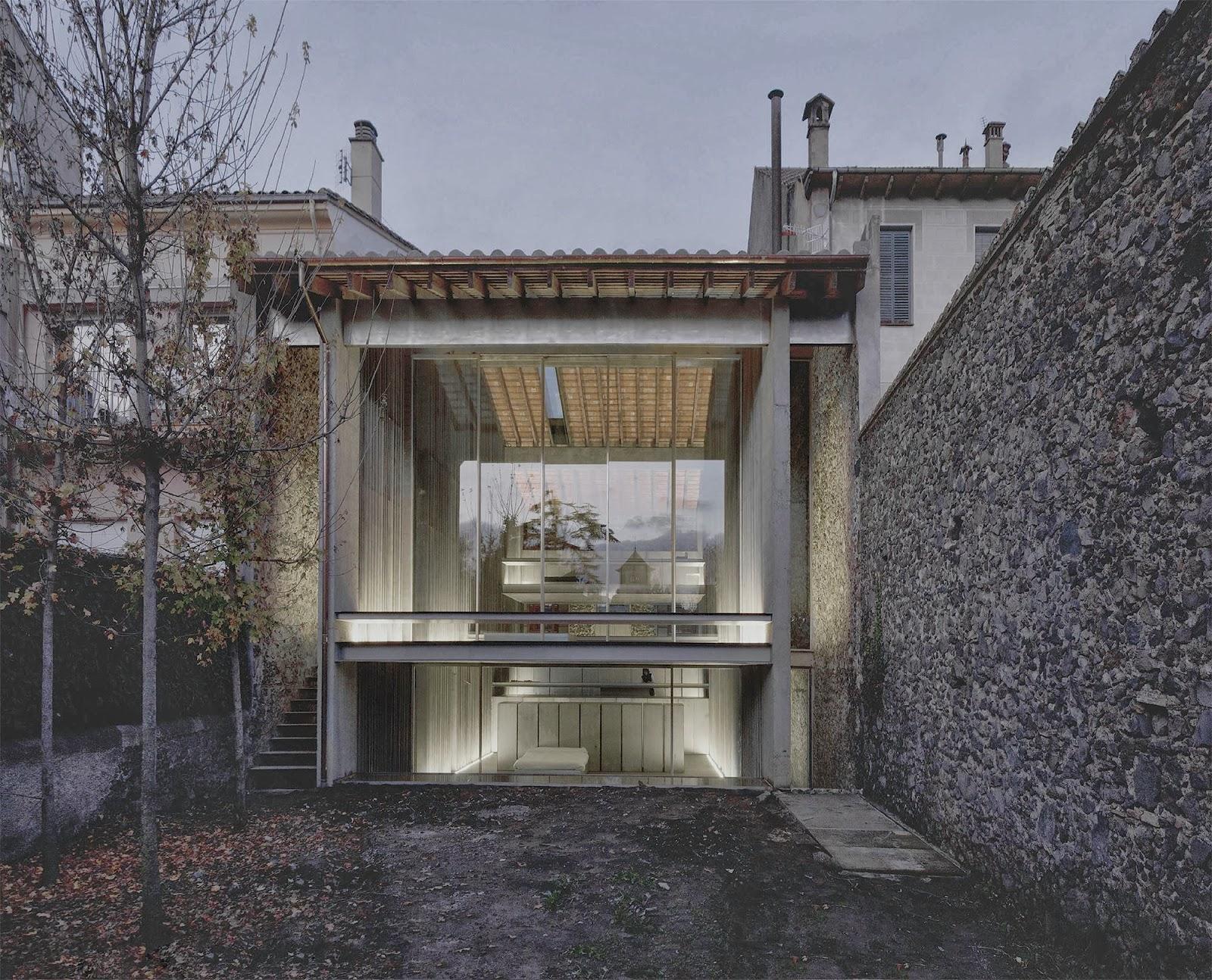 RCR Arquitectes > Casa Entremuros | HIC Arquitectura