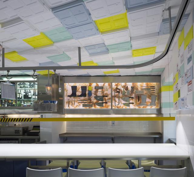 Ohlab Gt Sala De Despiece Hic Arquitectura