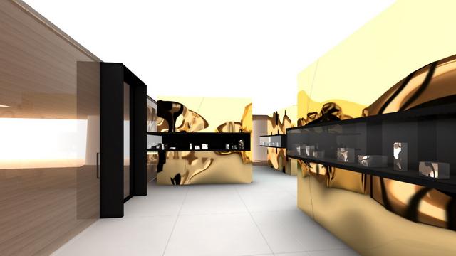 OHLAB > Relojeria Alemana  HIC Arquitectura