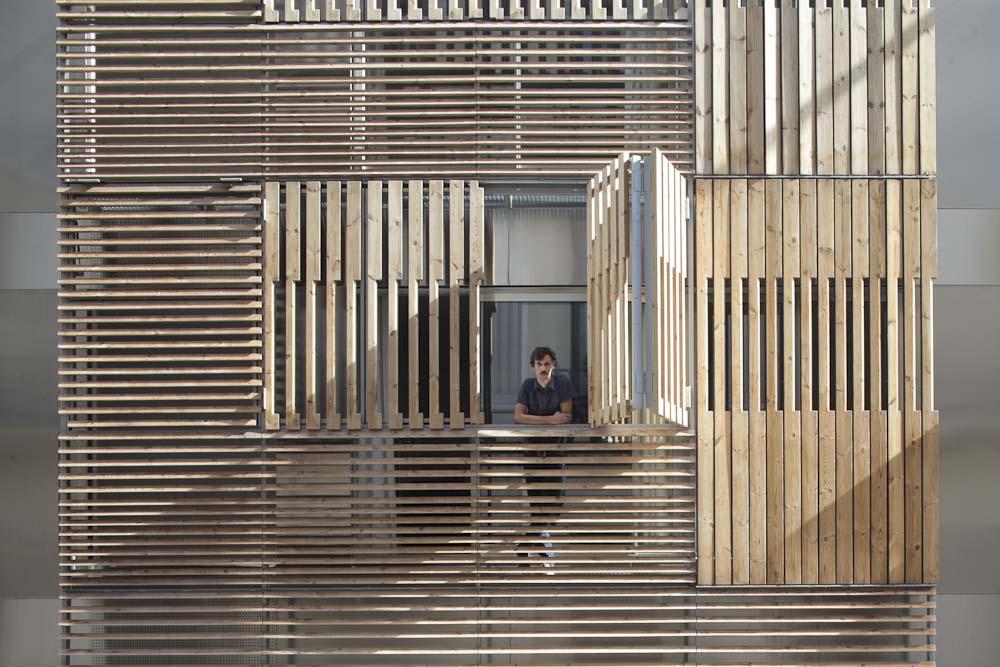 Mateo Arquitectura Gt Edificio De Viviendas En Passatge