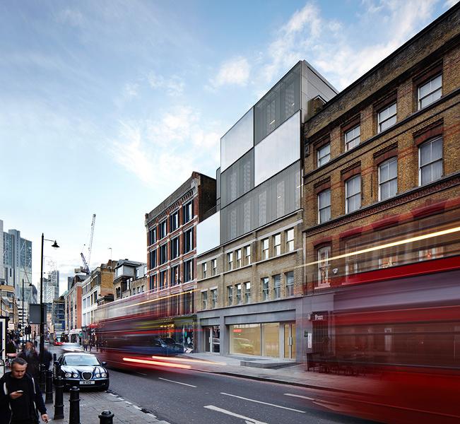 Curtain road london
