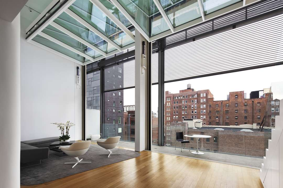 Own A Pritzker Pad Gt Shigeru Ban Designed Nyc Home Up For
