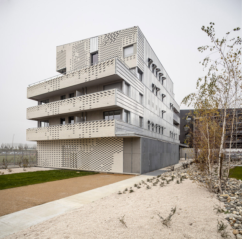 Arquitectura: Mateo Arquitectura > Dwellings In Toulouse