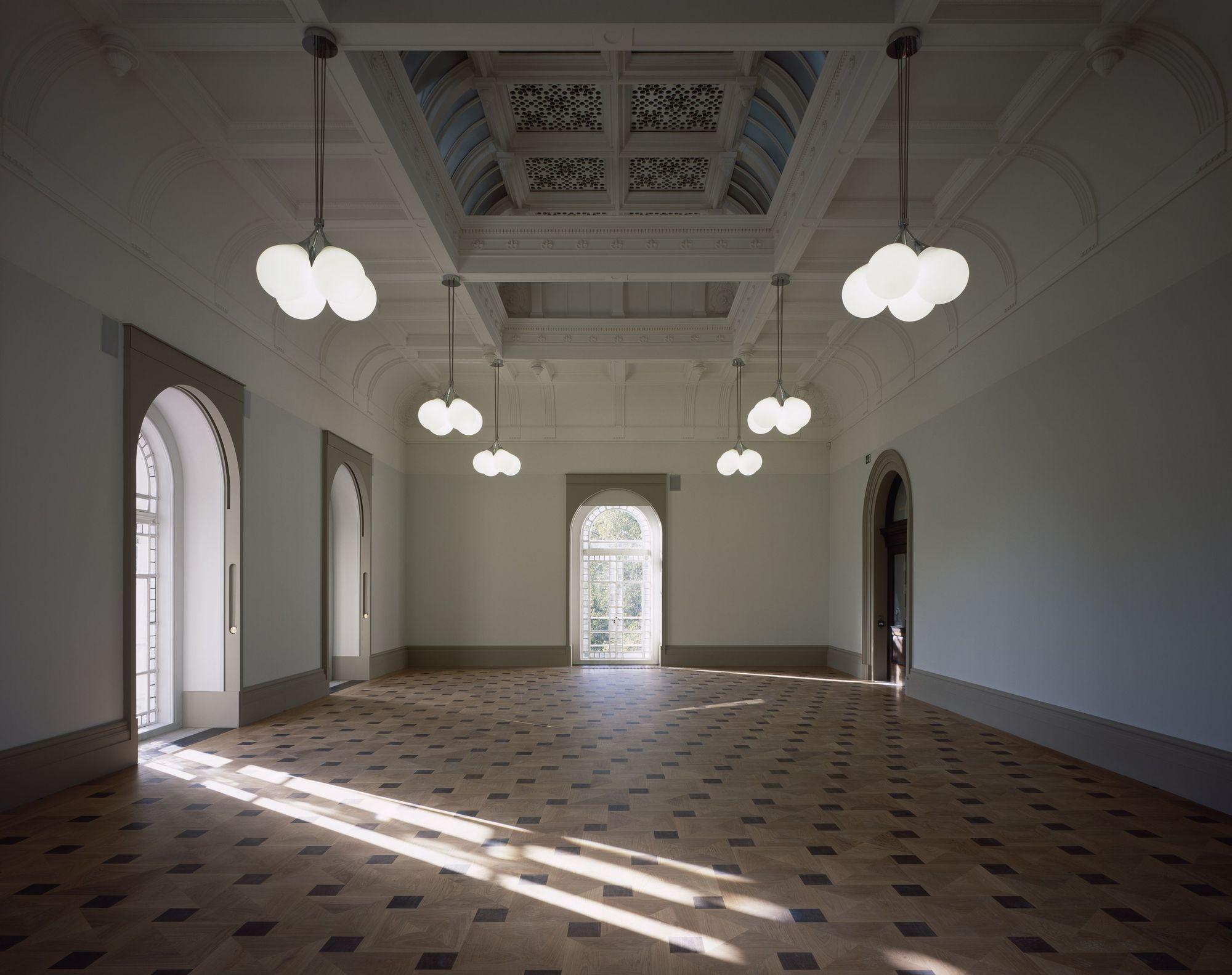 Hic arquitectura » caruso st john u003e tate britain millbank renovation