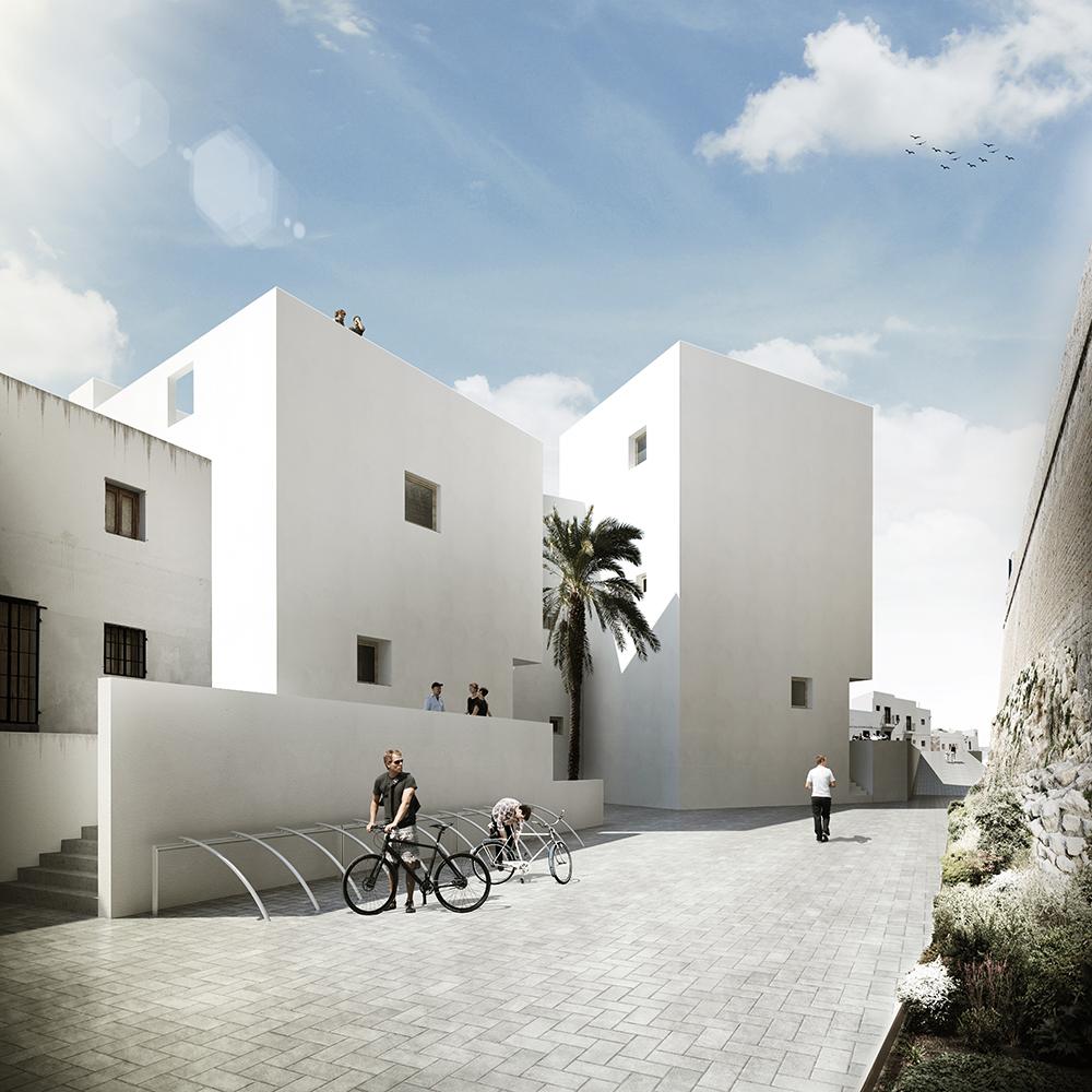 Anna Llonch > Escuela de cocina en Sa Penya, Ibiza | HIC Arquitectura