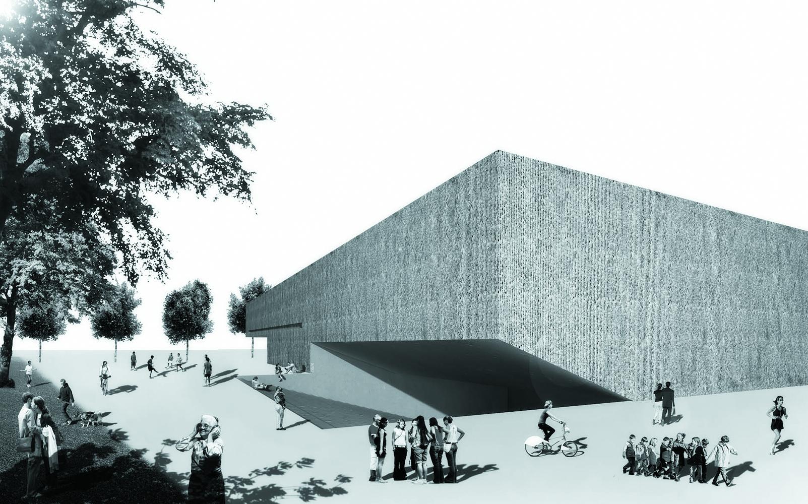 Eva sanlleh escuela de m sica en barcelona hic - Escuela de arquitectura de barcelona ...