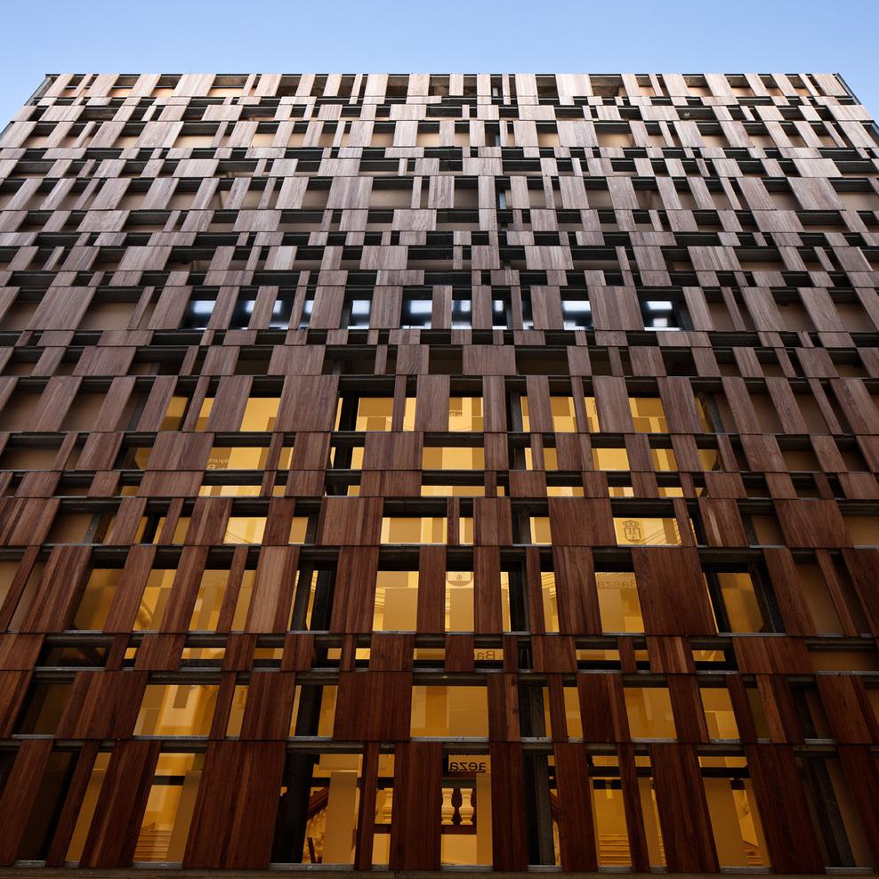 Architecture Facades: Viar Estudio > Baeza Township