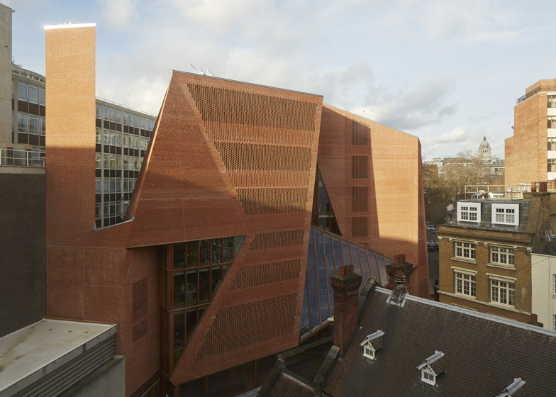 Architects Architecture London Architects London School