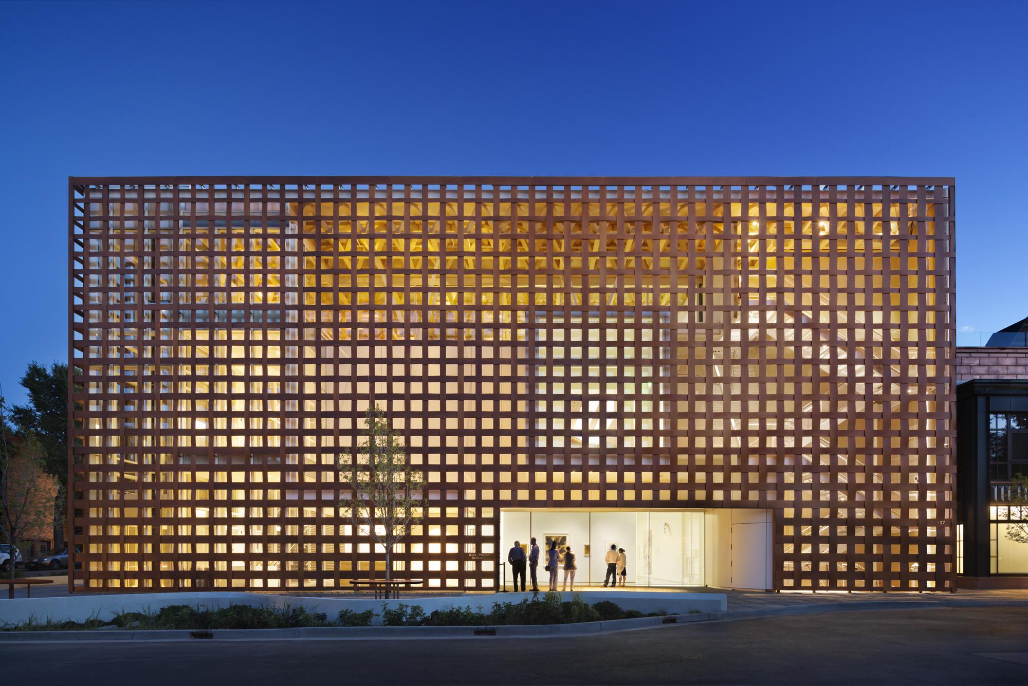 Shigeru ban architects museo de arte aspen hic for Architecture ephemere shigeru ban